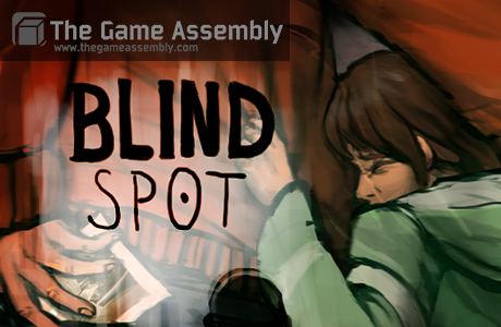 Blind Spot | Text Adventure