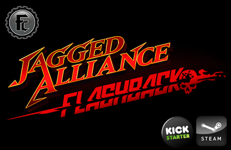 Jagged Alliance: Flashback | Turn Based Strategy