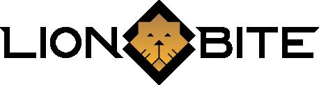Lionbite_logotype_black