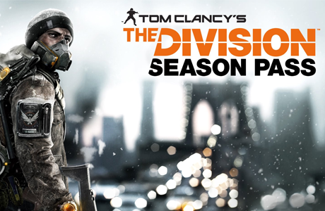 Tom Clancy's The Division Season Pass | 3rd Person Looter Shooter RPG